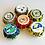 Thumbnail: Super Bowl LV Cupcakes