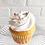 Thumbnail: Vegan Vanilla Bean Cupcake