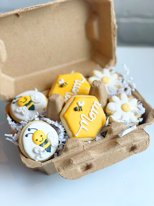 Sugar Cookie Gift Pack - Bee