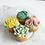 Thumbnail: Succulent Cupcake Gift Box