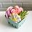 Thumbnail: Flower Cookie Gift Basket
