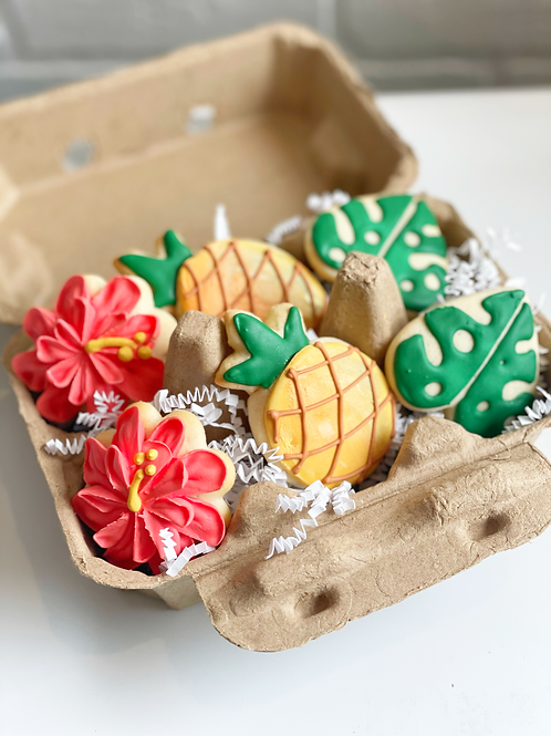 Sugar Cookie Gift Pack - Tropical