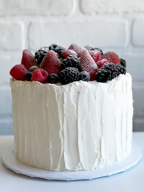 Berries & Cream Artisan