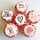 Thumbnail: Valentine's Day Cupcakes- PINKS