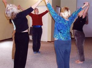Rosen Method Movement Class