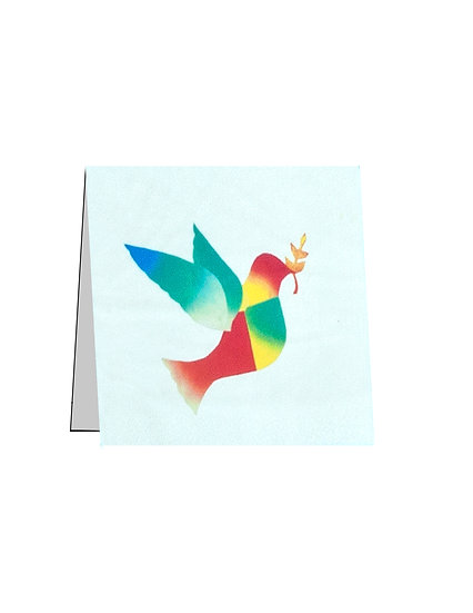 Peace Dove Notecard - Set of 4