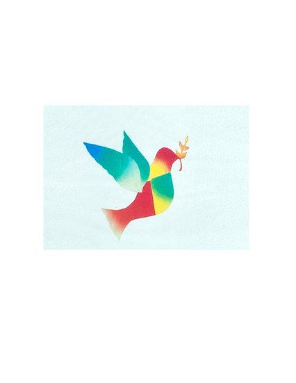 Peace Dove Postcard - Set of 4