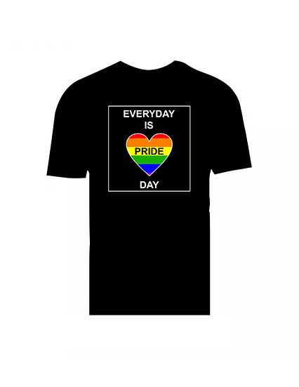 Everyday T-Shirt in Black