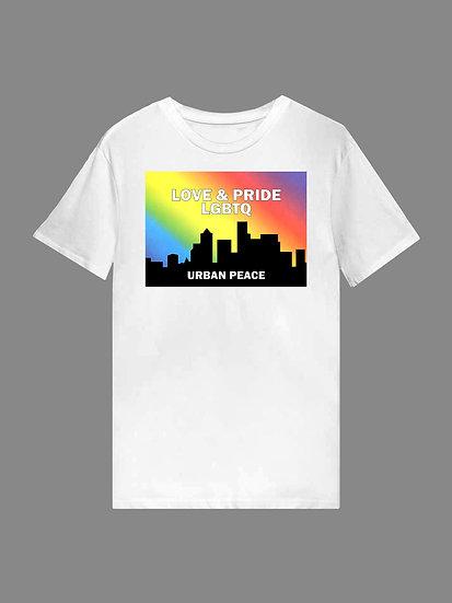 LGBTQ Rainbow Sky T-Shirt