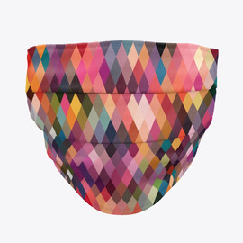 Geo Colorful Facemask