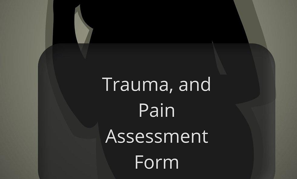 Trauma Assessment Form