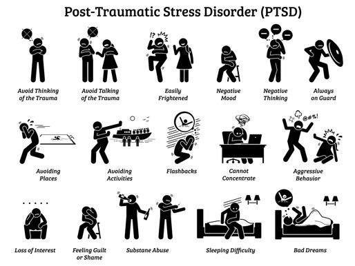 We are Overdue in Dealing and Healing Post-Traumatic Stress Disorder that Cause Sleep Issues