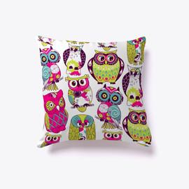 It's an Owl Party Pillow