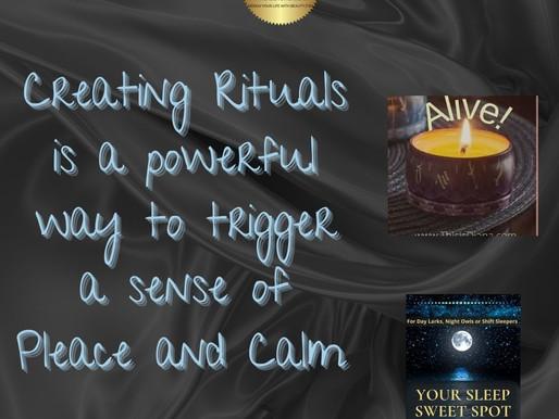 The Restorative Power Of Ritual-A Primer