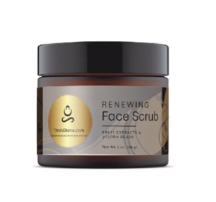 Renewing Face Scrub
