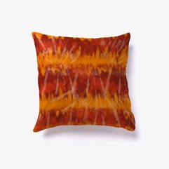 Firely Tie-dye Pillow