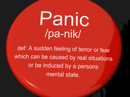 Panic Attacks, A Checklist and Hope