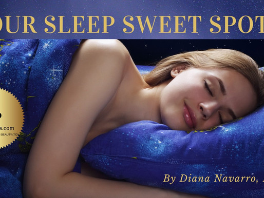 Allow Me Introduce You To: Your Sleep Sweet Spot©