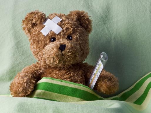 Feeling Sick? Here's How to Get Better Sleep