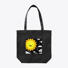 Eco Ffriendly Sun Tote Bag