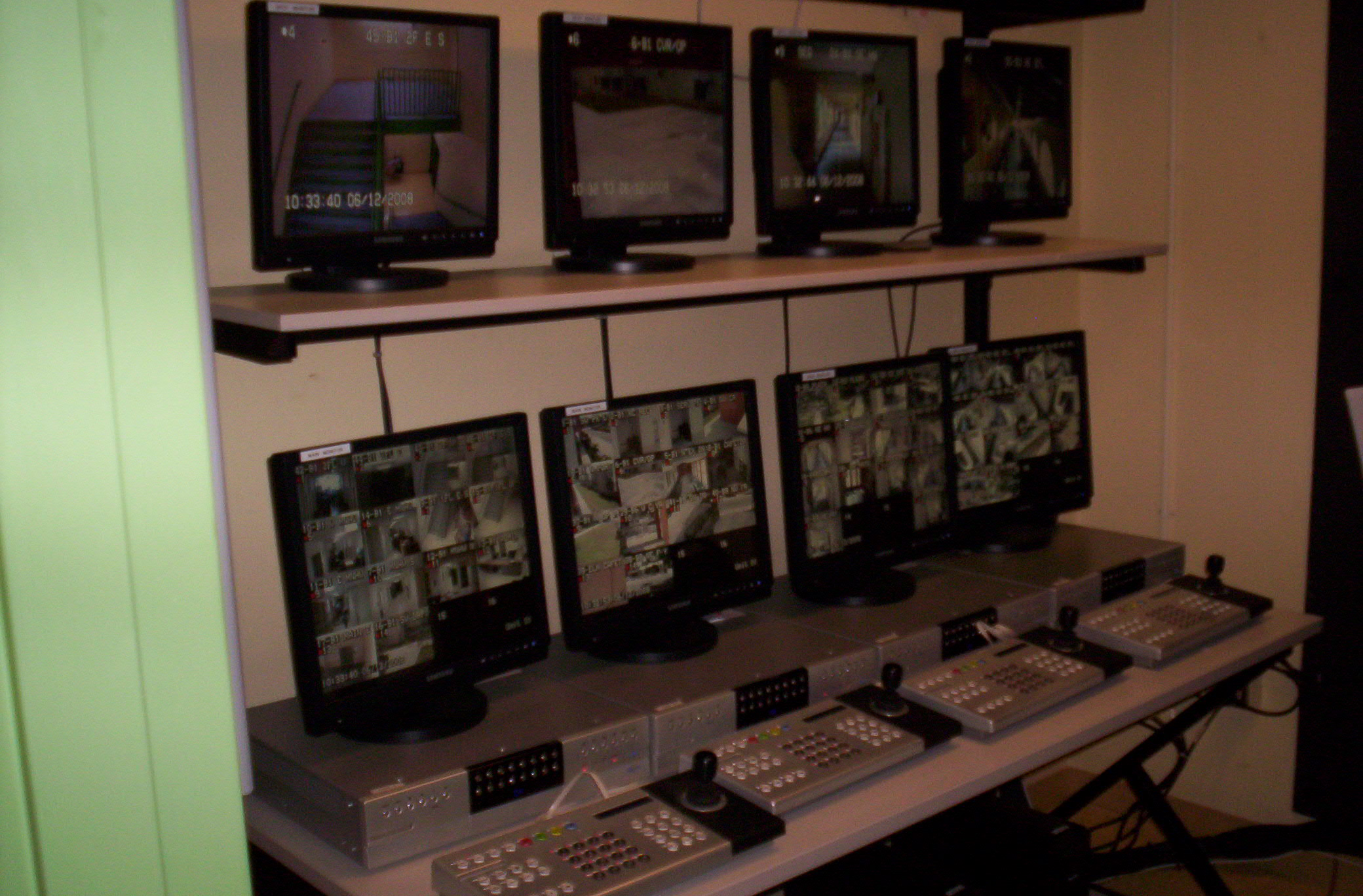 CCTV Workstation