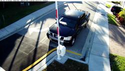 CCTV Gate Access