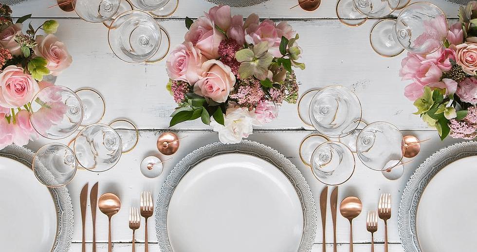 lekoch cutlery table setting