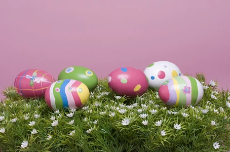 Those things for easter