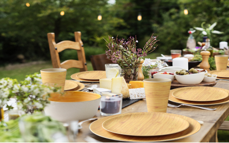 Benefits Of Using Bamboo As A Raw Material For Dinnerware