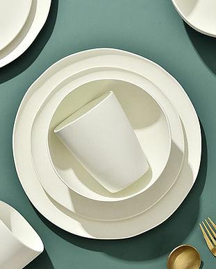 pla dinnerware set