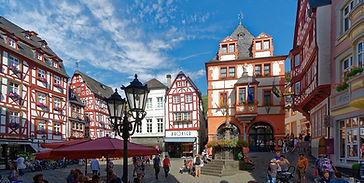 Berndkastel Kues - Marktplatz