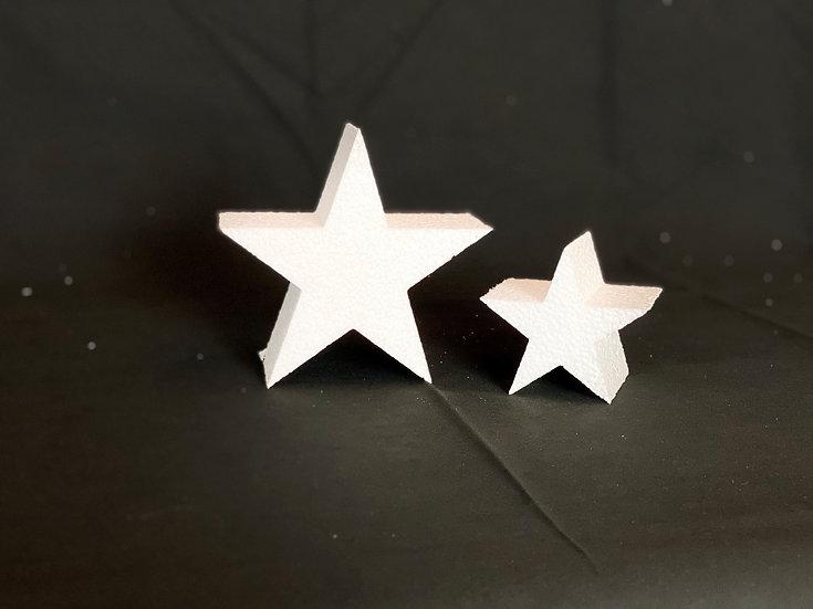 Polystyrene Stars 200mm