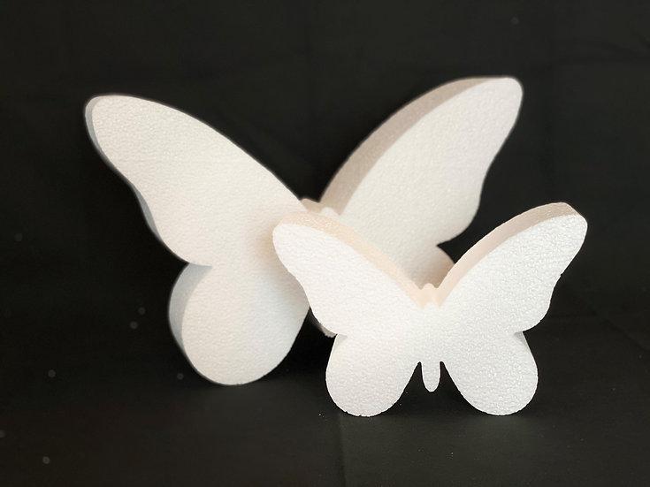 Polystyrene Butterfly