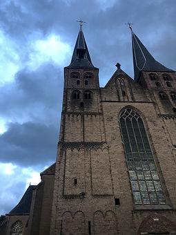 Berkwartier Deventer, Tine Zevenhuizen, Bergkerk Deventer, Stadswandeling Cicerones, Stadswandeling Deventer