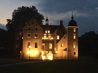 Museum More, Kasteel Ruurlo bij avondlicht