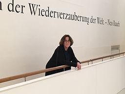 Tine Zevenhuizen, rondleiding, Neo Rauch, De Fundatie, Zwolle