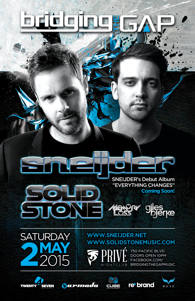 Sneijder + Solid Stone - Vancouver