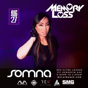 Memory Loss - Minneapolis