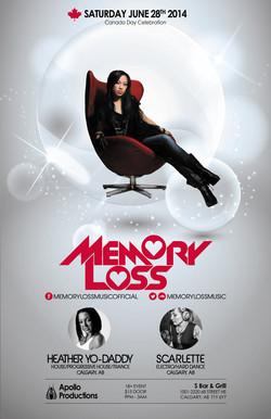Memory Loss - Calgary