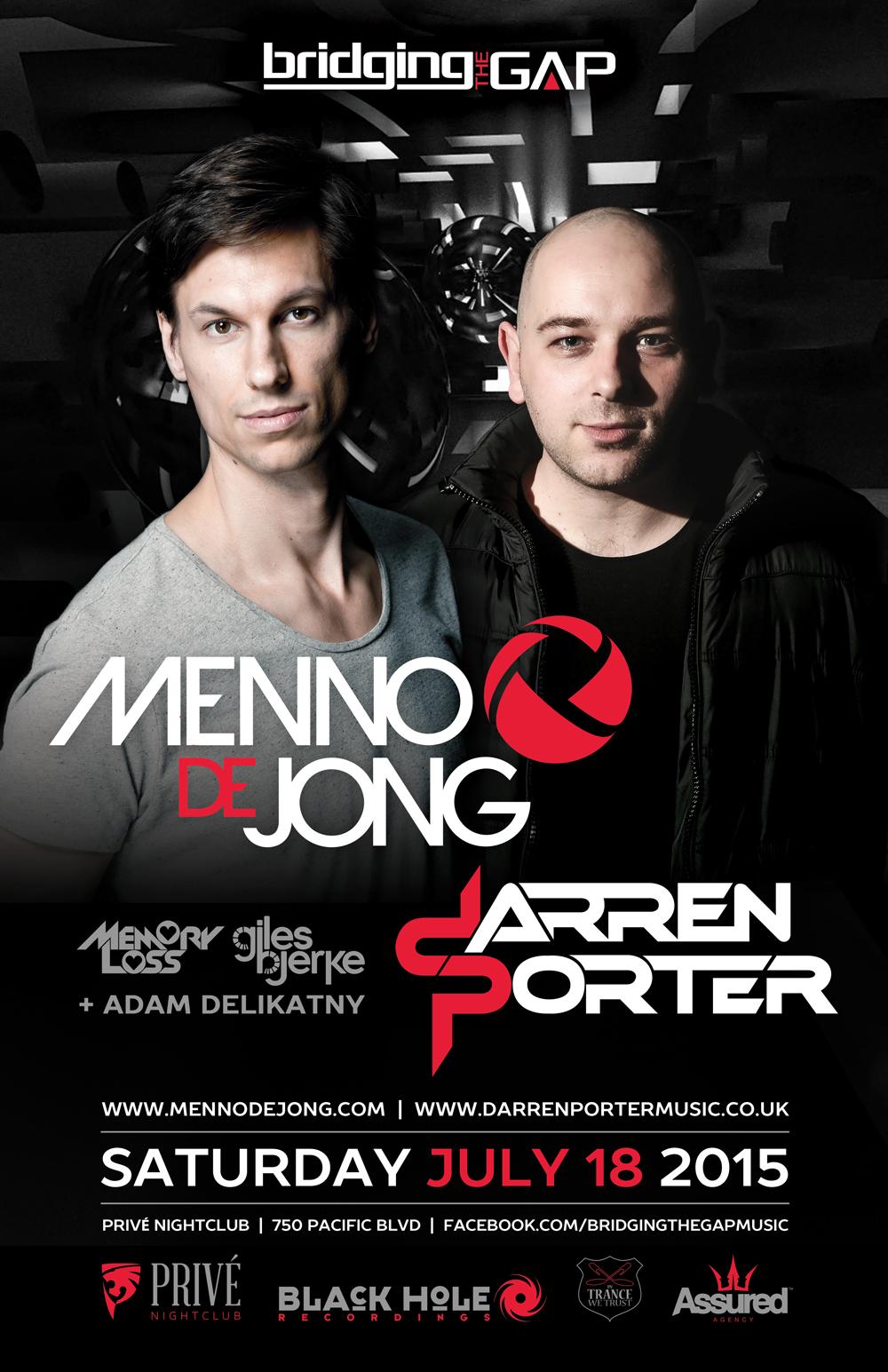 MennodeJong+DarrenPorter - Vancouver