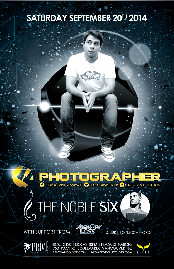 Photographer - Vancouver