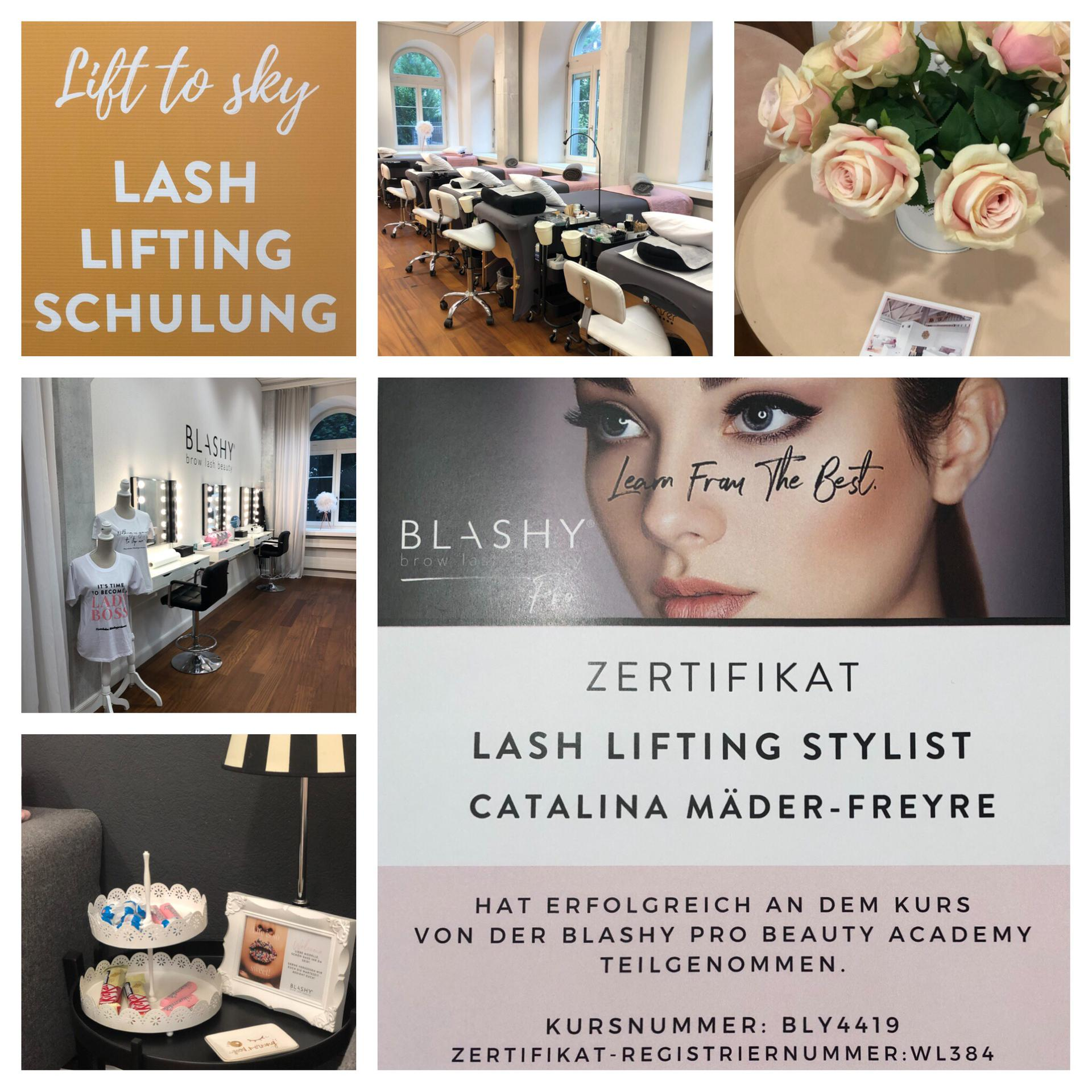 Lash Lifting Stylist avous kosmetik
