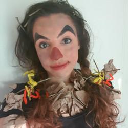 Scarecrow Facepaint
