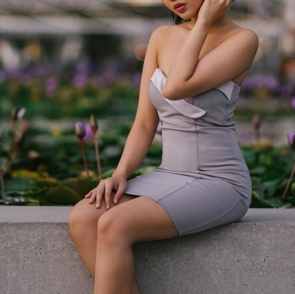 Escort Girl in Singapore on a date