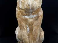 木の中に見るカタチ 最高学部2, 3, 4年 彫刻[2018-19]