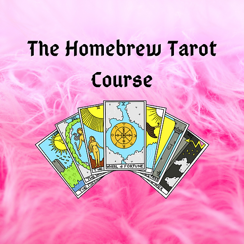 The Homebrew Tarot Course