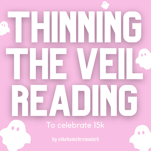 Thinning the Veil Reading
