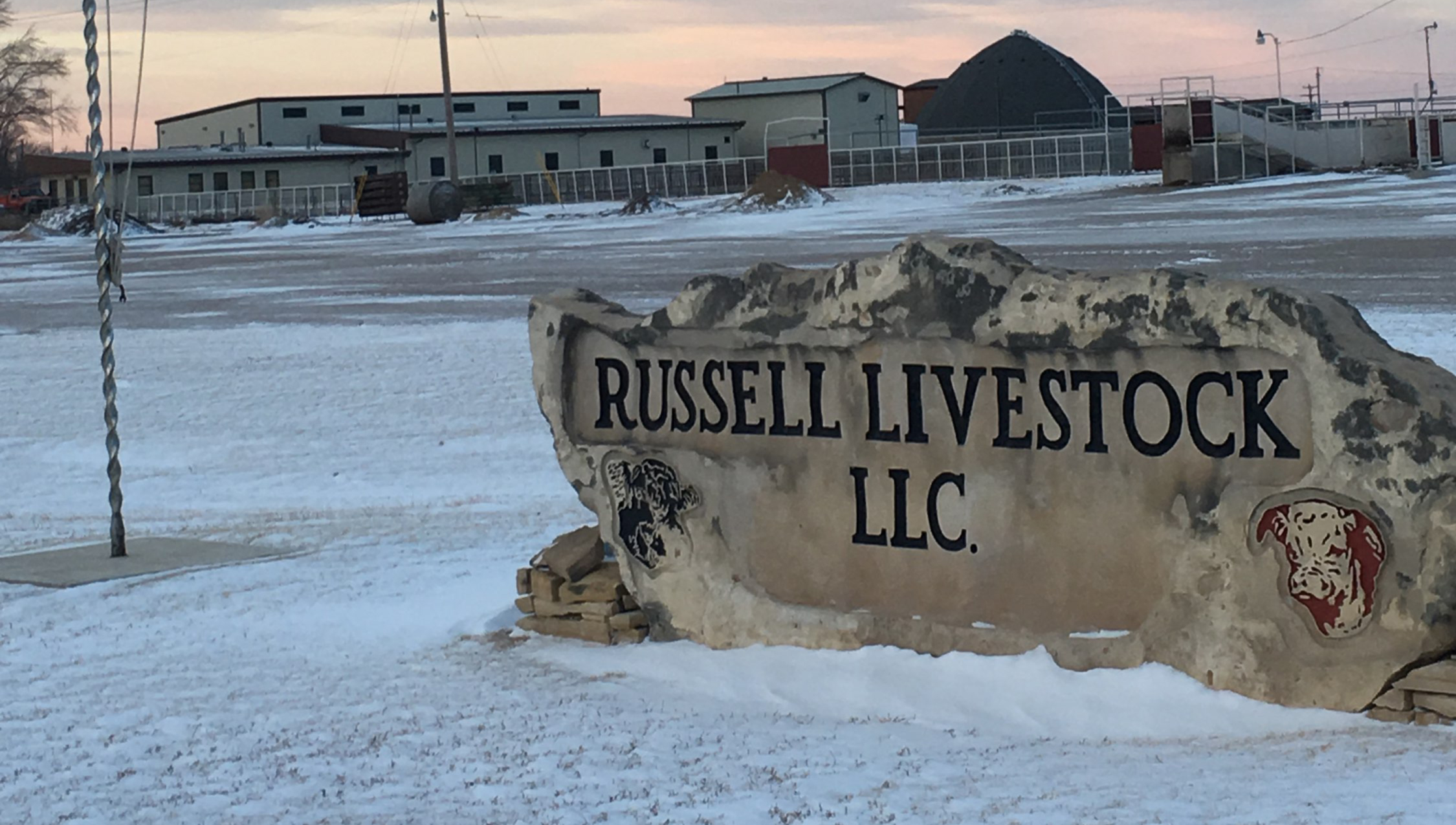 Russell Livestock Front altered