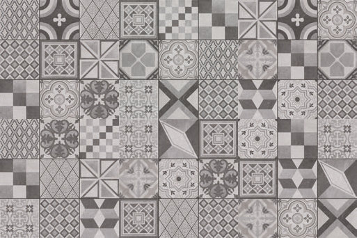 Dome Pattern Mix F Decor