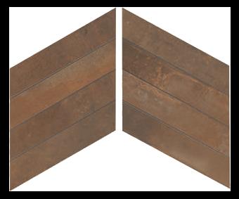 Metal Copper Mosaic Dorn